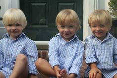 little men in gingham - i can't even.