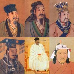 Ancient Chinese Hats Men more info…