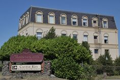 Haunted Place:Manresa Castle ADDRESS:  651 Cleveland Street PO Box 564 Port Townsend, Washington 98368
