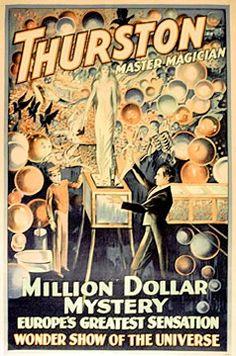 Thurston - The Million Dollar Mystery
