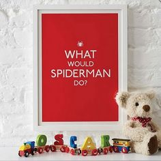 I know a little boy who needs this in his room @Jennifer Speakman
