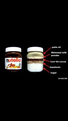 Still craving ‪#‎Nutella‬? ‪#‎eatclean‬