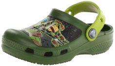 409b08262 Crocs CC TMNT Clog (Toddler Little Kid Big Kid)