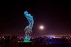 Festival Burning Man by Trey RatCliff - http://stuckincustoms.smugmug.com/Burning-Man-Page
