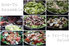 Tri-Tip Salad | Day 21 of 31 Days of Salad Tri Tip, Eat Pretty, Kitchen Corner, 31 Days, Grubs, Healthy Options, Soup And Salad, Salad Recipes, Wedding Gowns