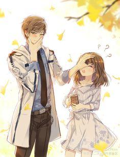 Manga is simply the Japanese version of comic books or graphic novels. Anime Love Couple, Manga Couple, Anime Couples Manga, I Love Anime, Anime Cupples, Anime Guys, Anime Cosplay, Cute Anime Coupes, Bts Art