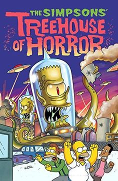 The Simpsons - Tree House of Horror: Halloween Edition