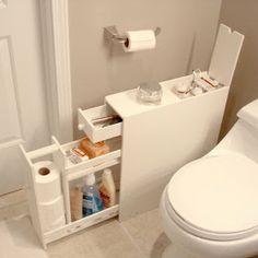 mini armario de banheiro