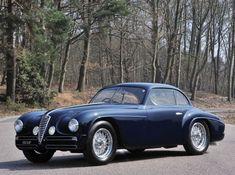 """Alfa Romeo 6C 2500 SS """"Villa d'Este"""" del 1949"""