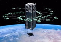 Crowd-funded KickSat to carry over 100 tiny satellites into space this Sunday