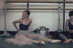 Ashley Laracey - A Day in the Life of NYCB Ballerina