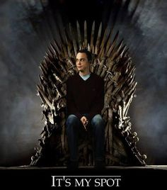 Big Bang Theory and Game of Thrones Mash Up. For those that can't get enough Sheldon Cooper stuff. Sheldon Cooper, sorry ; See more Big Bang Theory and other humor pins on Chuck's Stuff's 'Fun Stuff' board. Big Bang Theory, The Big Theory, The Big Bang Therory, Humour Geek, Nerd Jokes, Movies And Series, Netflix Series, Kino Film, Khal Drogo