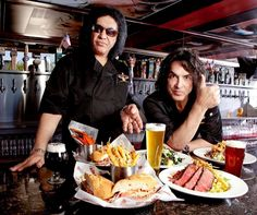 Rock 'n' roll restaurant backed by KISS stars coming to Oak Lawn Two new restaurants, including one affiliated with KISS stars Gene Simmons and Paul Stanley, will highlight the beginning of phase two of the Stony Creek Promenade development in Oak Lawn. Rock & Brews is a California-based restaurant chain born out of a post-concert...