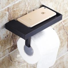 38.72$  Buy here - http://alicnl.shopchina.info/go.php?t=32543188117 - New Creative Multifunction Oil Rubbed Bronze Bathroom Toilet roll Paper Holder Toilet Tissue Rack porte papier wc  #aliexpresschina