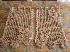 Beautiful Crochet Patterns – Patterns, Colors and Design Filet Crochet, Crochet Motif, Irish Crochet, Crochet Designs, Crochet Doilies, Crochet Flowers, Crochet Stitches, Knit Crochet, Crochet Patterns