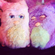 Furbies in love #Furby #Toys