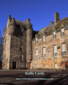 Kellie Castle Pittenweem Fife Scotland more piccies and info on the blog