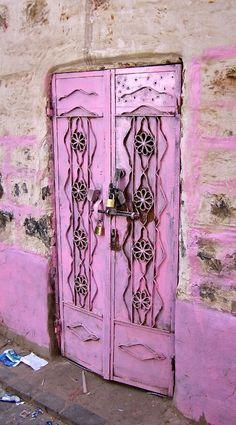 Beautiful Pink Door ❤