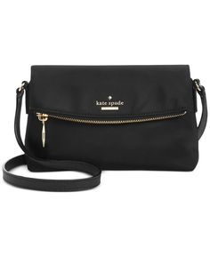 kate spade new york Classic Nylon Mini Carson Bag Handbags   Accessories -  Macy s d6262432dfcbd