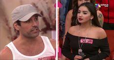"""Parejas de """"Enamorándonos"""" que terminaron en medio de un pleito en vivo -  Ya sabemos de sobra de qué va el programa de TV Azteca, """"Enamorándonos"""" y es que gracias al drama, los escándalos, la polémica, los concursos de bikinis y baile, menos el encontrar pareja en un programa de televisión, ha sido lo que le ha dado su gran rating y popularidad a este show en TV Azteca, lo que básicamente ha salvado al canal de irse a la ruina. Y es que le d Dado, Hair Styles, Bikinis, Beauty, Fashion, Pageants, Tv Shows, Aztec, Dancing"""