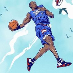 The night Iggy electrified the dunk contest. #DunkDominators