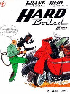 Hard Boiled #1 by Geof Darrow