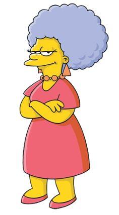 The Simpsons│ Los Simpson - - - - - - Simpsons Episodes, Simpsons Characters, Simpsons Drawings, Simpsons Art, Patty Y Selma, Bart Simpson, Geeks, Los Simsons, Draw