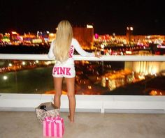 Pink..... This would so be me!! Pink forever