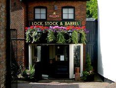 Lock Stock & Barrel pub Newbury