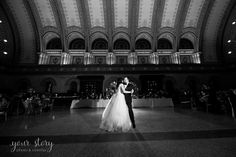Your Story Photography . St. Louis Union Station Wedding, Grand Hall Wedding at St. Louis Union Station Hotel, Historic Wedding Venues St. Louis, Unique Wedding Venue St. Louis