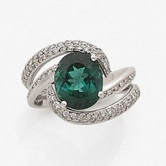 Diamond Wedding Rings, Diamond Rings, Diamond Jewelry, Gemstone Jewelry, Jewelry Rings, Color Ring, June Birth Stone, Emeralds, Minimalist Jewelry