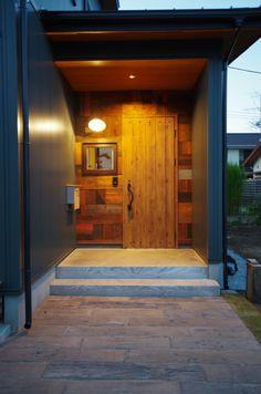 ヴィンテージ×トレンド 飾らない素材感がカッコいい家 | 栃木の注文住宅なら川堀工務店 | 自然素材の家【K-LIVING】
