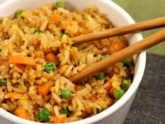 A Food, Good Food, Food And Drink, Asian Recipes, Ethnic Recipes, Asian Foods, Fried Rice, Yummy Treats, Side Dishes