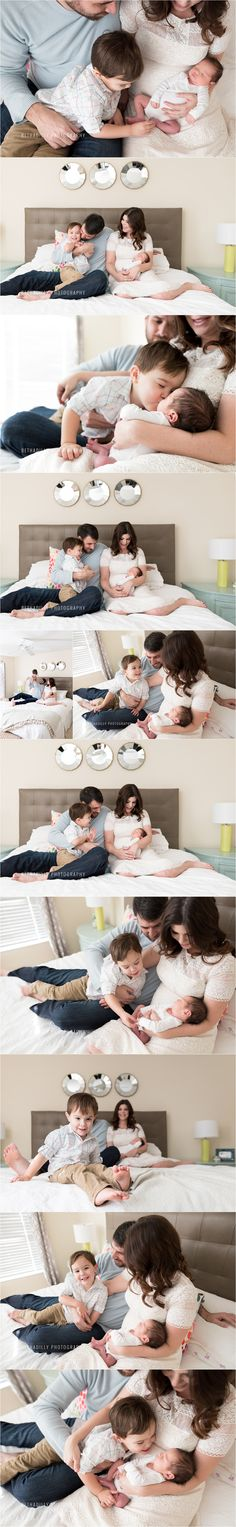 Baby Boy Number Two | DC Newborn Photographer | Bethadilly Photography