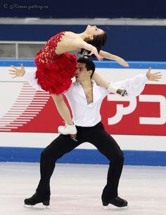Anna CAPPELLINI / Luca LANOTTE ITA - - Ice Dancing costume inspiration for Sk8 Gr8 Designs