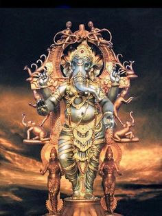 Gajanan Shiva Hindu, Shiva Art, Hindu Deities, Hindu Art, Krishna, Shri Ganesh Images, Ganesh Chaturthi Images, Ganesha Pictures, Ganesha Tattoo