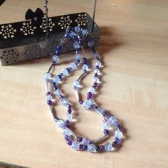You can buy this new listing on URCrafti! Summer Nights Necklace