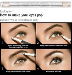 great makeup suggestion for pretty eyes