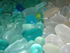 sea glass by rebranca46, via Flickr