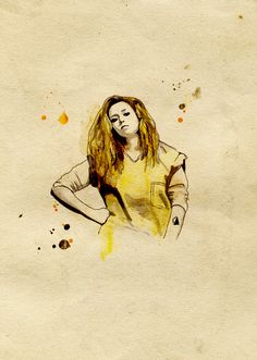 Orange Is The New Black: Nicky Nichols fan art Life Pictures, Pictures To Draw, Oitnb Red, Nicky Nichols, Netflix, Alex And Piper, Natasha Lyonne, Dope Wallpapers, Orange Is The New Black