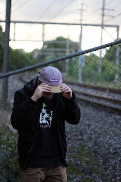 SUPREME cap