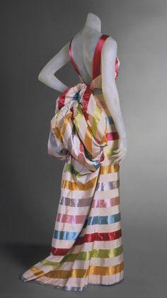 Elsa Schiaparelli, 1939  The Philadelphia Museum of Art via OMG that Dress!