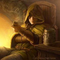 Lord of the Rings: TCG - Strider by AnthonyFoti.deviantart.com on @deviantART