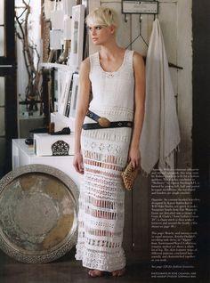 Inspirations Croche cu orice Lucy: Dress
