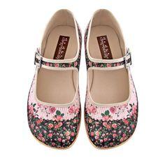 Chocolaticas® Pandora Women's Mary Jane Flat