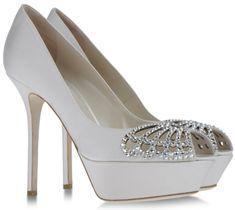Chaussures mariage femme de luxe et de marques qui risquent de vous piquer la vedette
