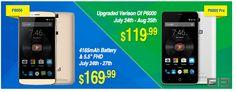 Novedad: Elephone P6000 Pro y Elephone P8000 al mejor precio por tiempo limitado