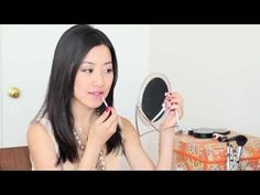 Beginners Everyday Makeup Tutorial (for Asian eyes) - YouTube