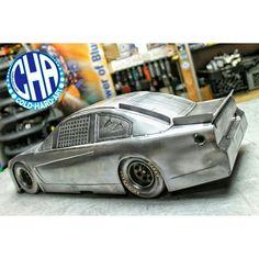 Nascar car stock car racing metal art cold hard art welding