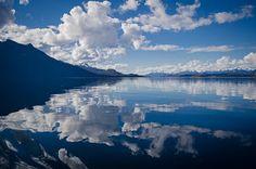 5'Post: Danau Ranau, Keindahan dari letusan gunung berapi